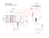BNC-07L-2-TGN - Deltron Italia